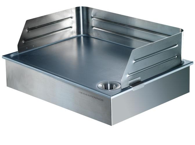 Induktionsmodule for Induktion grillplatte